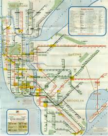 New Subway Map by Www Nycsubway Org