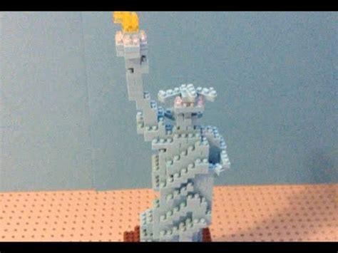 L6385 Lego Nano Block Weagle Statue Of Liberty Kode Pl6385 2 nanoblock koala doovi