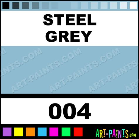 steel grey color steel grey neopastel pastel paints 004 steel grey
