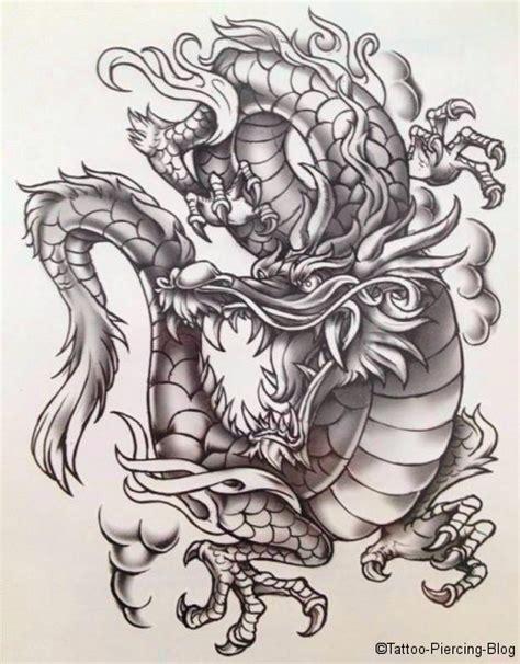 Motorrad Tattoo Vorlagen Gratis by Kostenlose Drachen Tattoovorlagen Tattoo Piercing Blog
