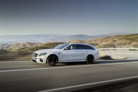 2018 e63 amg wagon 2018 mercedes amg e63 s wagon will speed you to soccer
