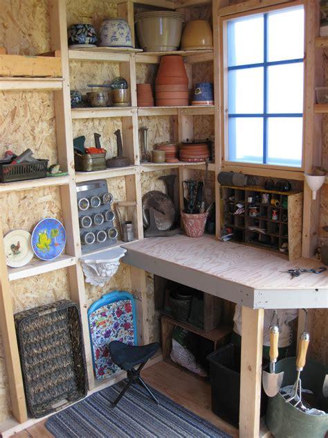 shed storage shed organization shed interior