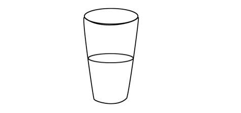 disegni bicchieri creare un bicchiere con photoshop corsi di grafica