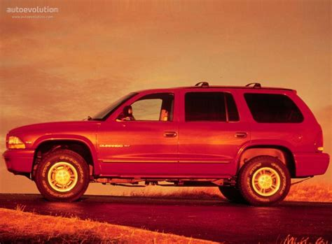 how to learn everything about cars 1997 dodge dakota electronic valve timing dodge durango specs 1997 1998 1999 2000 2001 2002 2003 autoevolution