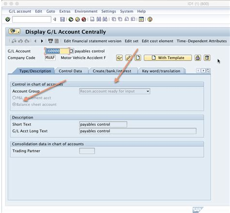 sap tutorial for accounts payable what is sap reconciliation account sap training and
