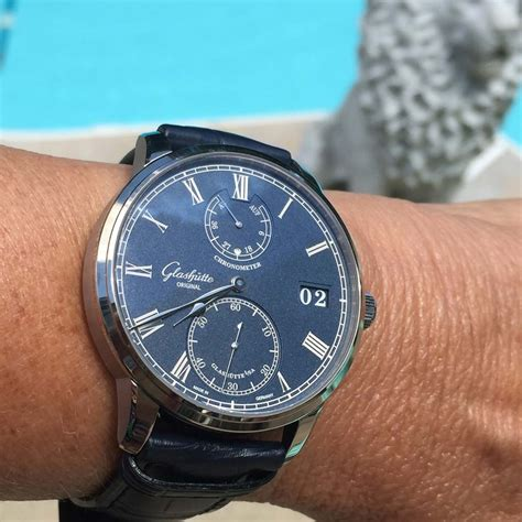 Glashutte Senator glashutte original senator chronometer atimelyperspective
