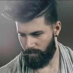 best hair styles to compliment a beard hottest trending beard styles for men in 2017