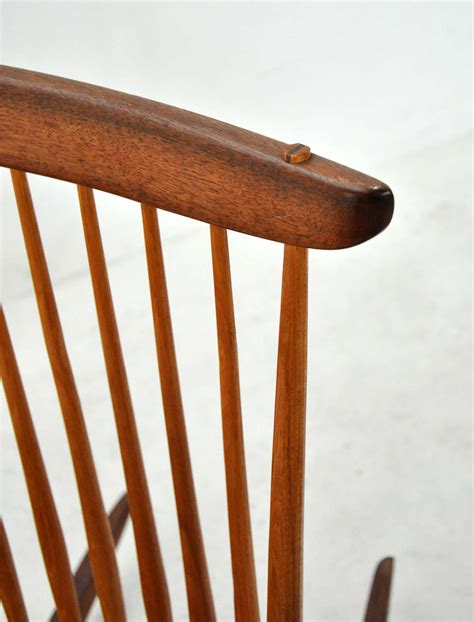 Ercol Windsor Rocking Chair by George Nakashima Rocking Chair For Sale At 1stdibs