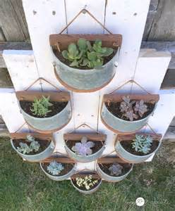 succulent planters from light fixtures my 2 create