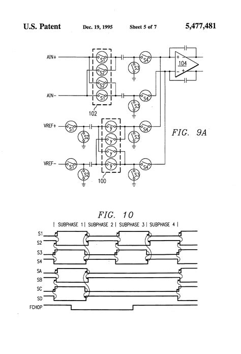 switched capacitor integrator output patent us5477481 switched capacitor integrator with chopper stabilization performed at the