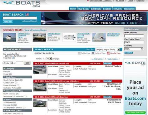 www nada boats boat prices with nada guides boats