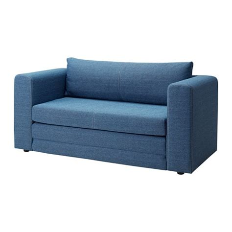 Two Seater Sofa Bed Ikea by Askeby Two Seat Sofa Bed Blue Ikea
