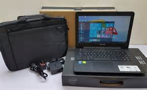 Laptop Asus 14 Inch Type X455l I3 three a tech computer sales and services used for only 5 months laptop asus x455l jwx362t