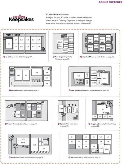 scrapbook layout sketches book 17 best images about scrapbook sketches on pinterest