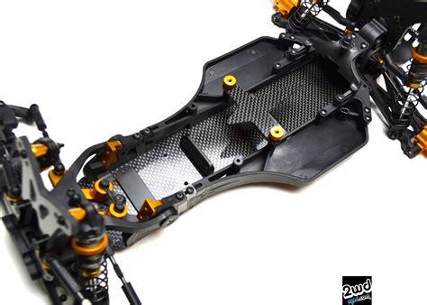 Chasis 2 Non Carbon exotek dex 210 8mm carbon fiber chassis kit 2wdmod