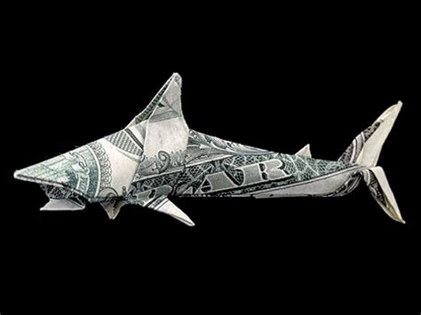 20 Dollar Bill Origami - seawayblog 10 origami of aquatic animals folded with 1
