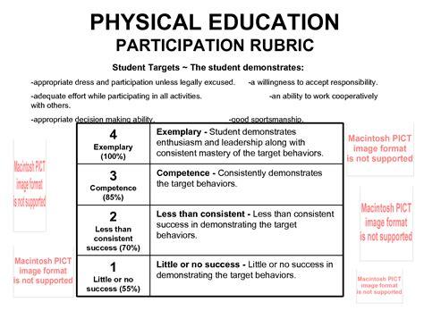 Physical Education Sport Health 2 elementary pe grading rubric search school teaching elementary pe