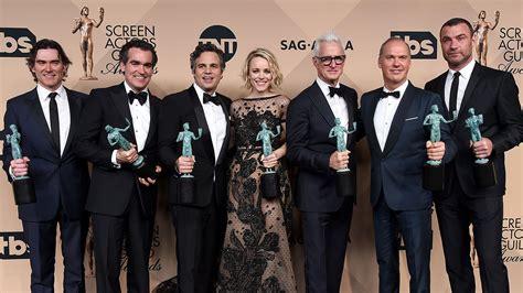 film spotlight oscar sag awards spotlight victory confirms we have an oscar