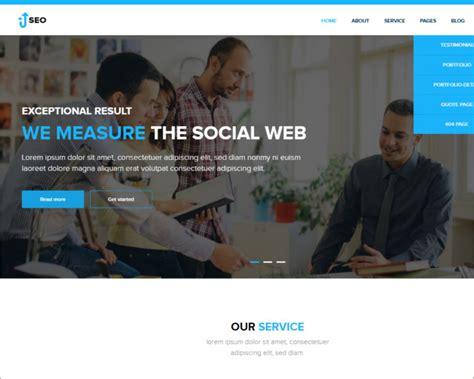 30 Best Social Media Website Templates Free Download Social Media Website Template