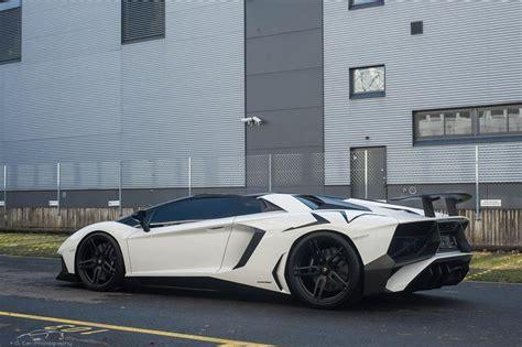 Pimped Lamborghini Aventador Out Aventador Sv By Luxury Custom