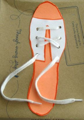 easy way to teach to tie shoes how to tie your shoe shoe tying activity for