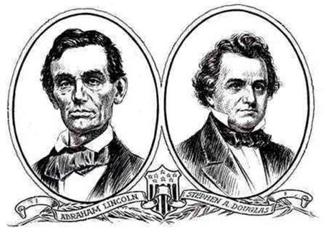 what was the topic of the lincoln douglas debates the lincoln douglas debates topics and significance