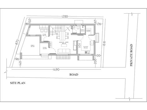 contemporary house plans in 3 cents