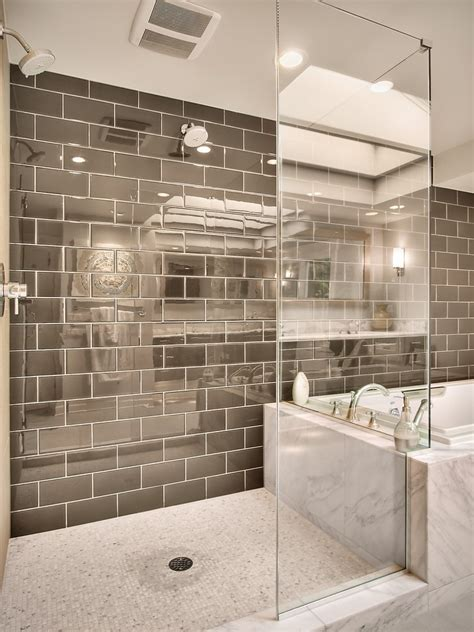 seattle turquoise subway tile bathroom contemporary