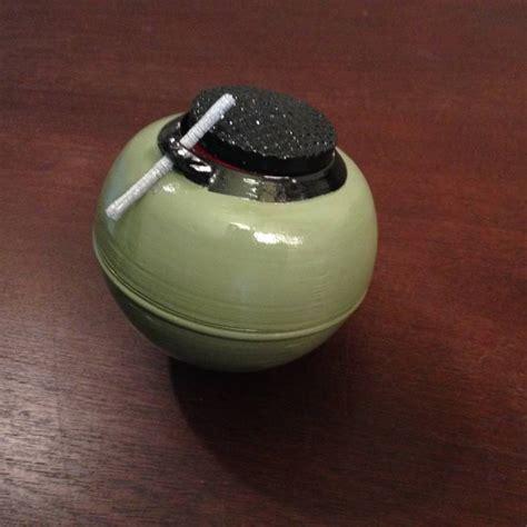 printable rainbow  siege impact grenade  jacob