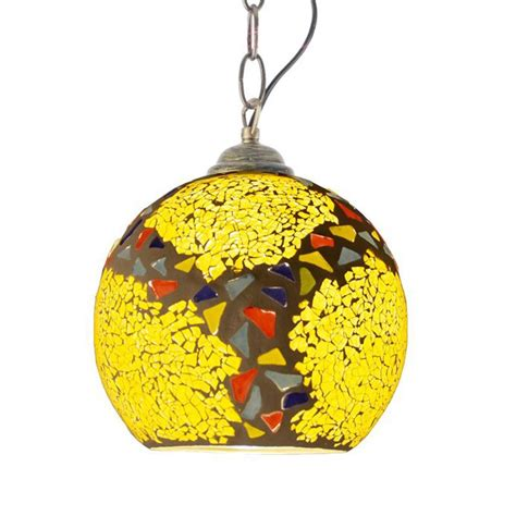 mosaic glass pendant light fashion mosaic glass balcony pendant lights creative