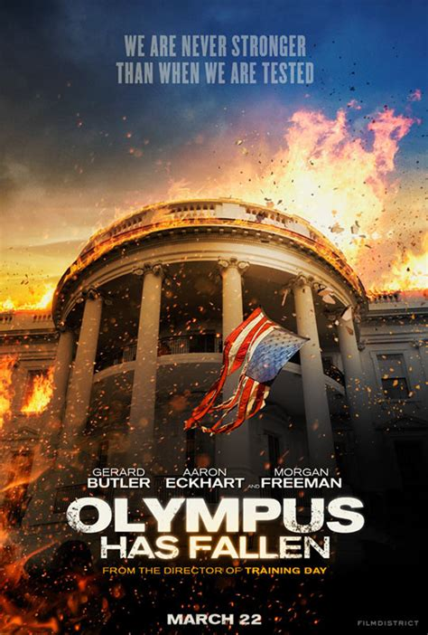 olympus has fallen film rating olympus has fallen film review tiny mix tapes