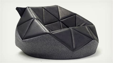 bean bag chair cool material