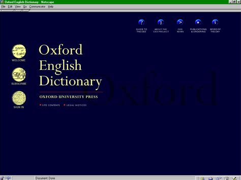 oxford english dictionary does anyone have an oxford english dictionary