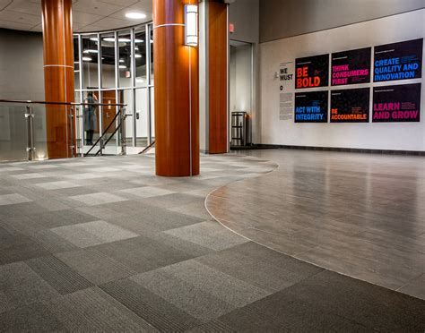 commercial flooring repair installation