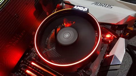 Fan Processor Wraith Max amd ryzen 7 1700 cpu unboxing cpu and wraith cooler
