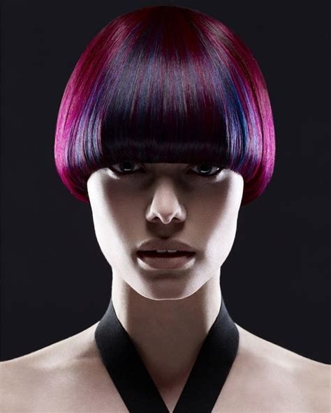 unique hairstyles and colors 128 best images about hair today gone tomorrow on