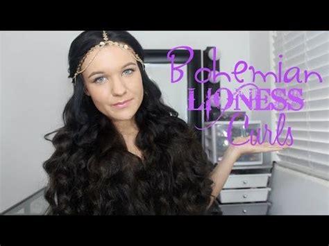 bellami hair wands petite reverse curling wand tutorial bellami hair youtube