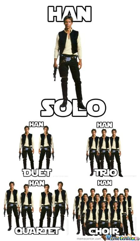 Meme Quartet - han solo duet trio quartet choir by serkan meme