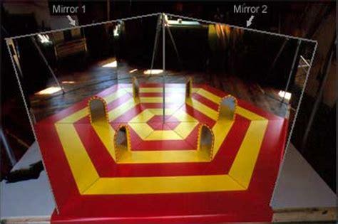 mirror maze walter wick studio