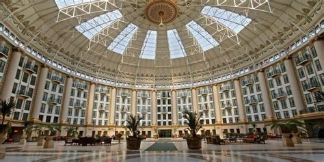 West Baden Springs Hotel in West Baden Springs, Indiana