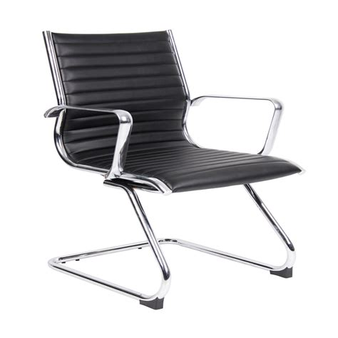 Visitor Chair by Visitor Chair Bari Leather Chair Bari100c1 121 Office