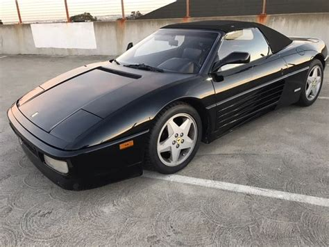 Ferrari 348 Parts by 1994 Ferrari 348 Spider Engine Out 30k Service Completed