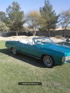 1967 Pontiac Grand Prix Convertible 1967 Pontiac Grand Prix Convertible