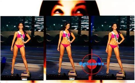 Baju Renang Arena Indonesia 3 foto terbaik elvira di malam baju renang miss universe