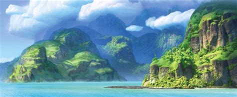 film moana sky turning the pages the art of moana by jessica julius