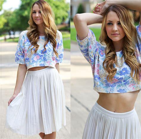 imagenes de faldas blancas largas faldas blancas a la moda