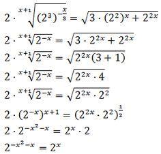 ecuaciones con raices cuadradas ejercicios resueltos de potencias fraccionarias ra 237 ces