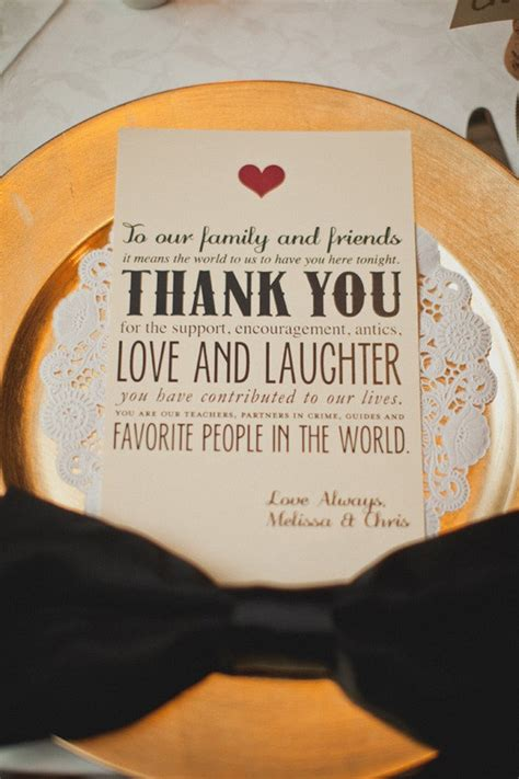 wedding thank you card wording for guests who did not attend wedding etiquette thank you notes for your guests