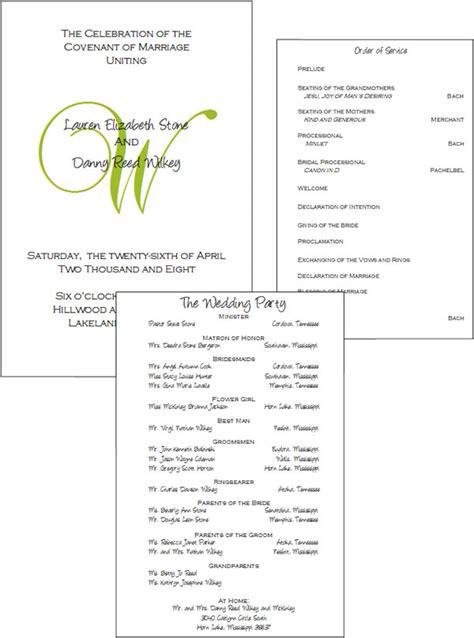 layout  church programs printable