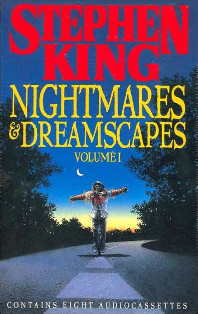 libro nightmares and dreamscapes nightmares and dreamscapes volume i by stephen king audiobook cassette barnes noble 174
